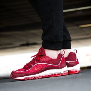 Air Max 98 Triple Red